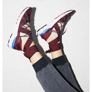 ISO FP x Faryl Robin Zodiac Vegan Wrap Sneakers